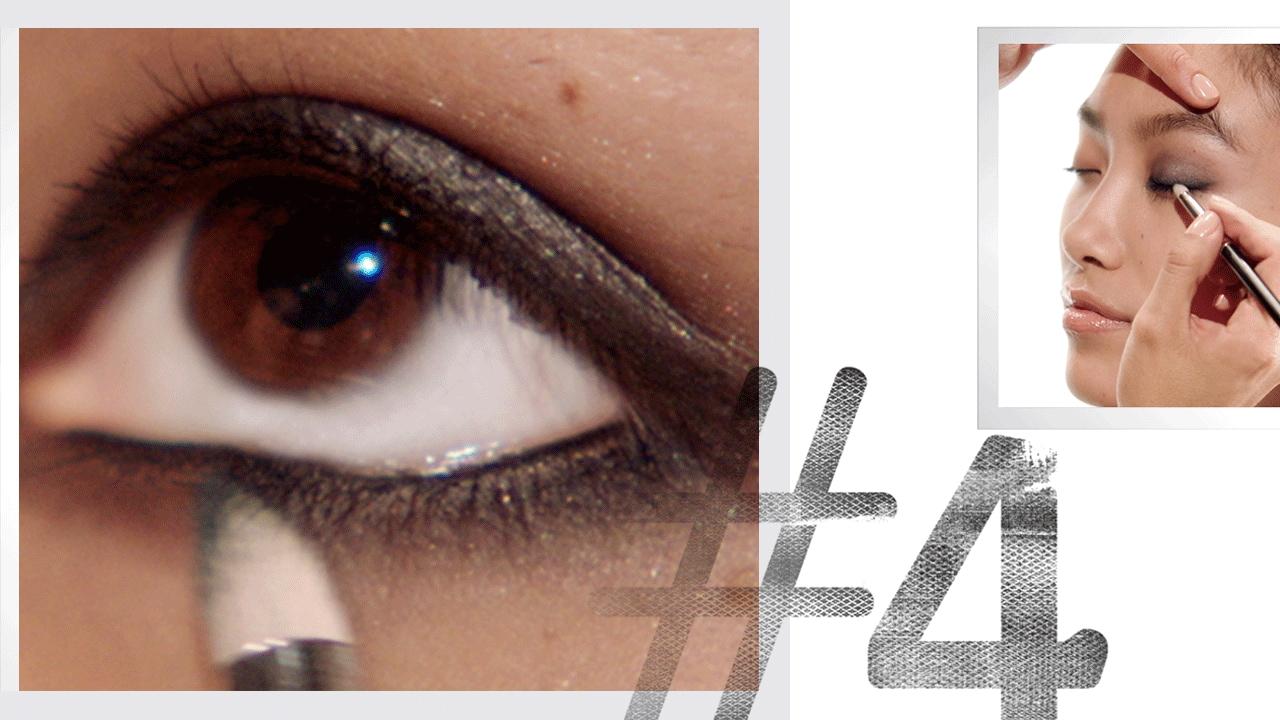 Comment faire un smoky eyes mac cosmetics - Smoky eyes facile ...