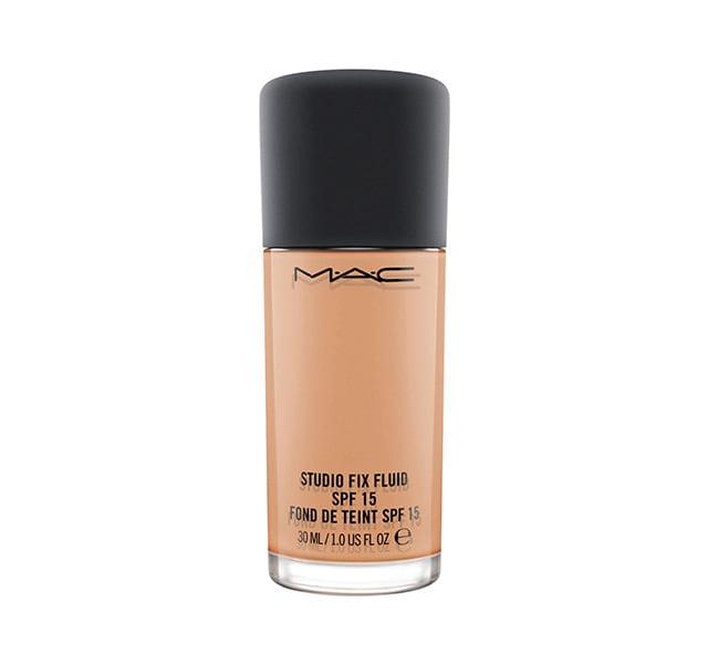 Fond de teint fluide studio fix mac cosmetics - Fond de teint hypoallergenique ...