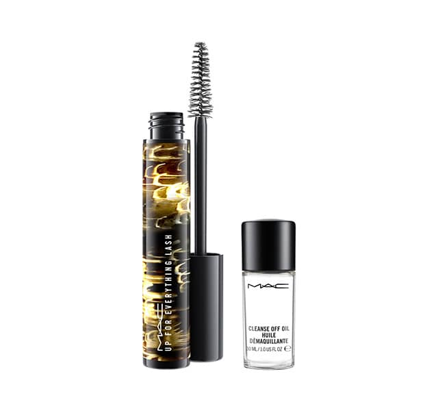Mascara recourbant / Up For Everything Lash + Mini Huile Offerte